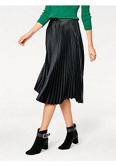 ASHLEY BROOKE by heine Plisovaná sukně s mírným leskem