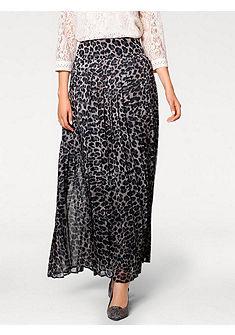 PATRIZIA DINI by heine Plisovaná sukně, zvířecí vzor