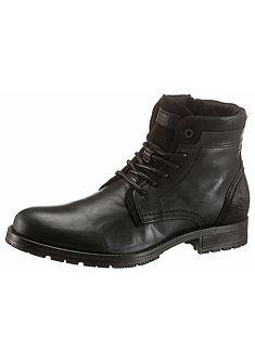Jack & Jones Šnurovacie topánky vysoké