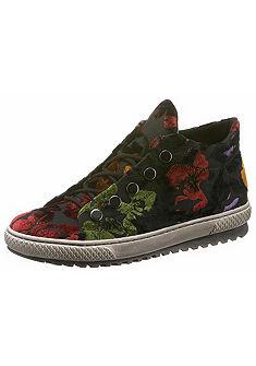 Gabor sneaker virágmintával és szegecsekkel