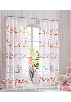 Závěs, My Home »Lilly« řasící stuha (2 ks)