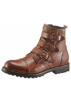 NOCLAIM Šněrovací boty vyššího střihu