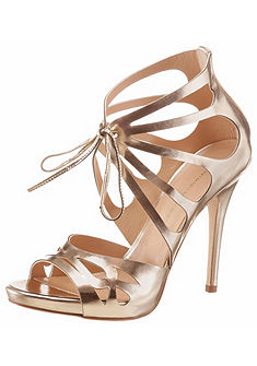 GUIDO MARIA KRETSCHMER Lesklé sandále