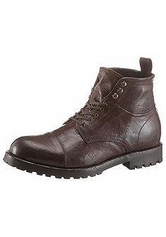 NOCLAIM Šnurovacie topánky vysoké