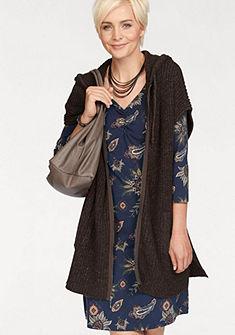 Boysen's Pletený svetr s kapucí