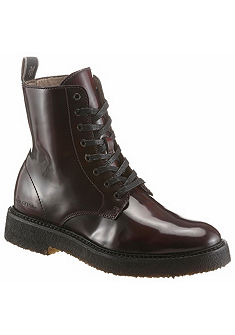 Marc O'Polo Šněrovací boty vyššího střihu