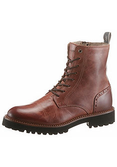 Marc O'Polo Šnurovacie zimné topánky vysoké