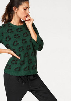 Ichi kötött pulóver »Nidu«