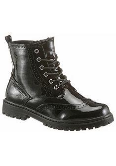 Vero Moda Šnurovacie topánky vysoké