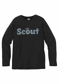 Scout Tričko s dlouhými rukávy