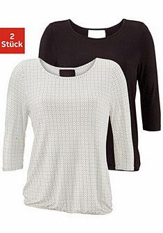 LASCANA Shirt (2 db) hátán kivágással