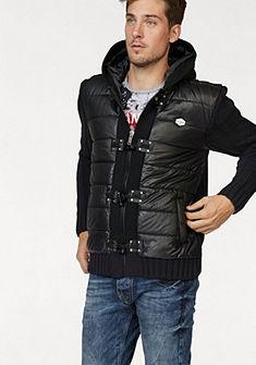 Cipo & Baxx Pletený svetr
