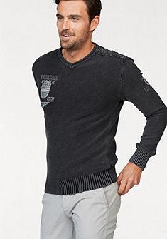 Rhode Island Pletený pulóver