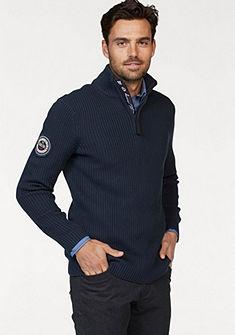 Rhode Island cipzáros nyakú pulóver