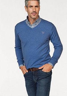 Gant V nyakú pulóver