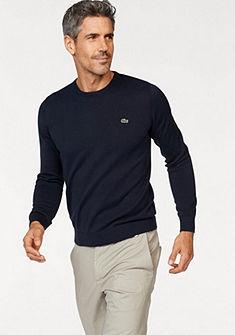Lacoste kereknyakú pulóver