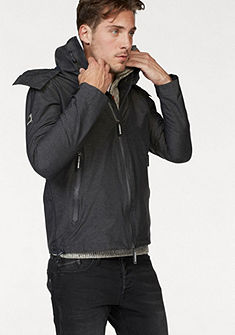Superdry Vetrovka»NEW HOODED CLIFF HIKER«