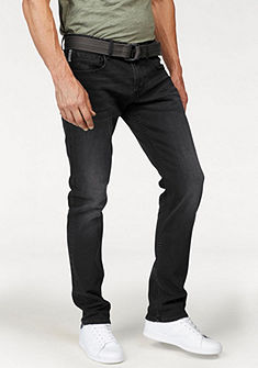 s.Oliver RED LABEL elasztikus slim-fit farmer  (övvel)