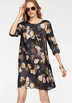 CLAIRE WOMAN Vzorkované šaty