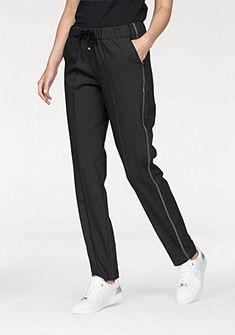 CLAIRE WOMAN Kalhoty se záhyby