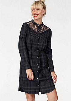 Garcia Kockované šaty