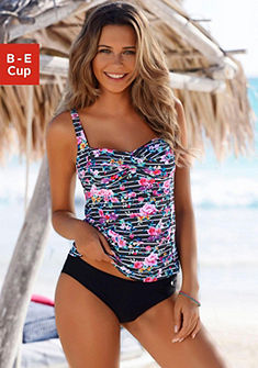 s.Oliver RED LABEL Beachwear merevítős tankini