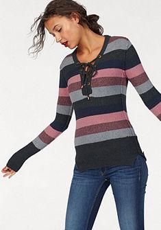 khujo Pruhovaný pulovr »Nayla«
