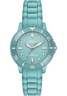 s.Oliver RED LABEL Náramkové hodinky Quarz »SO-3300-PQ«