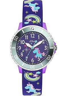 s.Oliver RED LABEL Náramkové hodinky Quarz  »SO-3434-PQ«