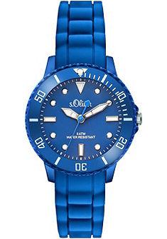 s.Oliver RED LABEL Náramkové hodinky Quarz »SO-3299-PQ«