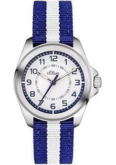 s.Oliver RED LABEL Náramkové hodinky Quarz »SO-3401-LQ«