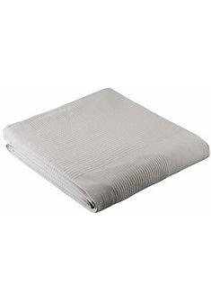 Prikrývka na posteľ, my home »Mira« so štrukturálnym vzorom