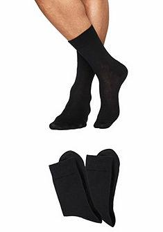 Sympatico basic gyapjú zokni (2 pár) puha belső oldallal