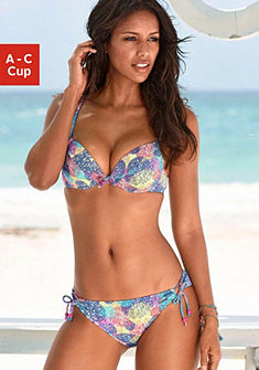 Push up bikini, LASCANA