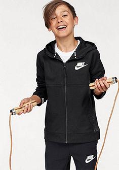 Nike Mikina s kapucňou »B NSW HOODIE FULLZIP AV15«