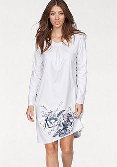 SCHIESSER Nočná košeľa »Rhapsody« s kvetinovou potlačou