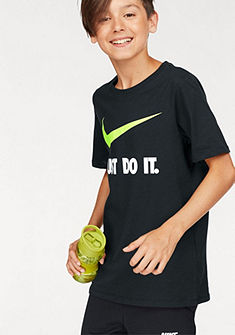 Nike Tričko »JUST DO IT SWOOSH TEE YOUTH«