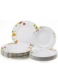 VIVO VILLEROY & BOCH GROUP Jedálenská súprava, porcelán, 12-dielna »SWEET GARDEN«
