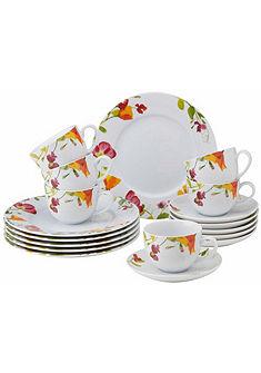VIVO VILLEROY & BOCH GROUP Kávový servis, porcelán, 18-dílná »SWEET GARDEN«