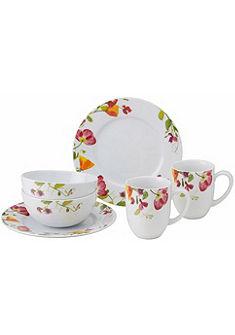 VIVO VILLEROY & BOCH GROUP Raňajková súprava, porcelán, 6-dielna »SWEET GARDEN«