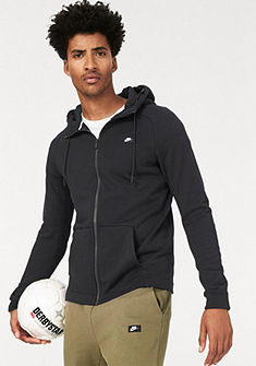 Nike Mikina s kapucňou »M NSW MODERN HOODIE FULLZIP FIT«