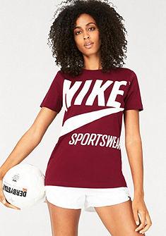 Nike póló logó mintával »WOMEN NSW TEE BRS«