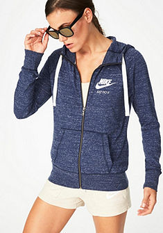Nike Mikina s kapucňou »WOMEN NSW GYM VINTAGE HOODIE FULLZIP«