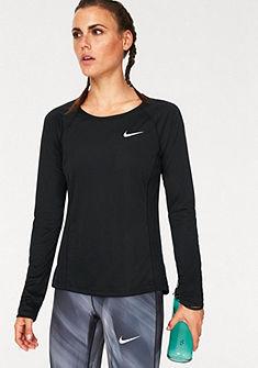 Nike Běžecké tričko »WOMEN NIKE DRY MILER TOP LONGSLEEVE«