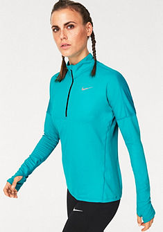 Nike Tričko na běh »WOMEN NIKE DRY ELEMENT TOP HALFZIP«