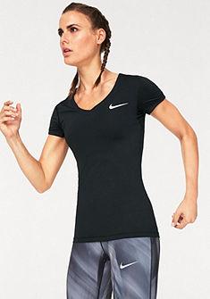 Nike Sportovní tričko »WOMEN NIKE TOP VICTORY BASELAYER V-NECK«
