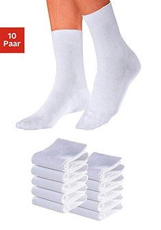GO IN Zdravotnícke ponožky (10 párov) stálosť vo vyvárke