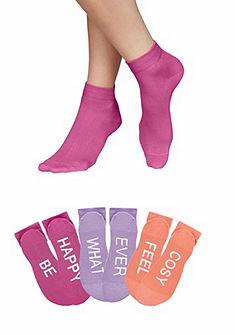 Arizona Krátké ponožky (3 páry)