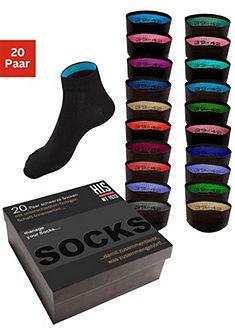 H.I.S Krátké ponožky (20 párů)