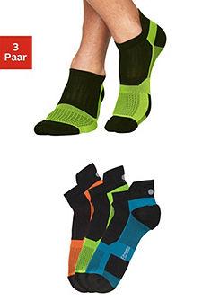 Fitness ponožky (3 páry)